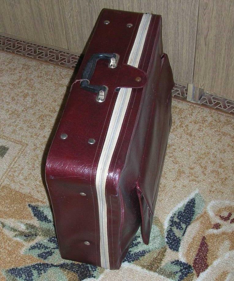 417. Дембельский чемодан