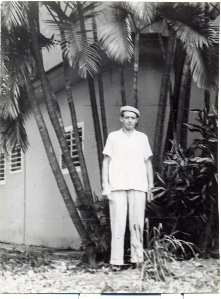 54. Столовая в Эль-Чико, апрель-октябрь 1963 года, фото 2