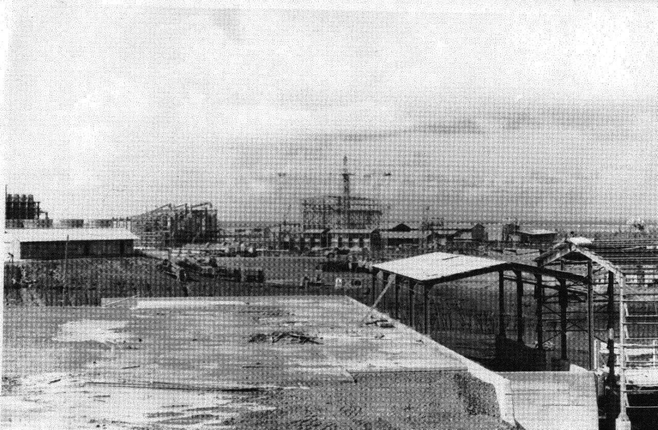 1990. Стройка никелевого завода Лас-Камариокас, фото 2