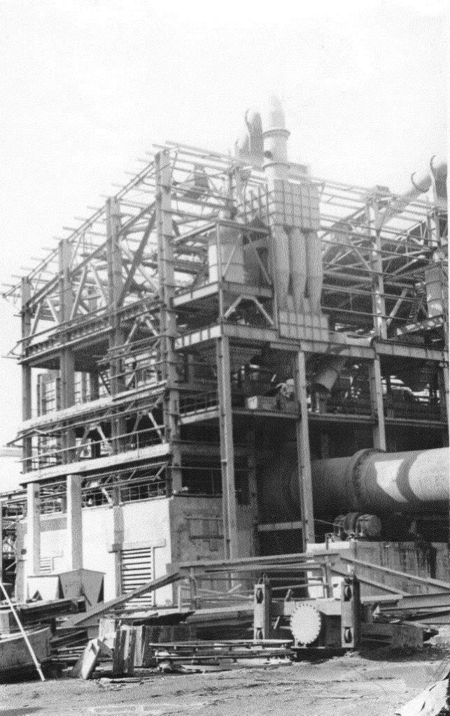 1990. Стройка никелевого завода Лас-Камариокас, фото 11
