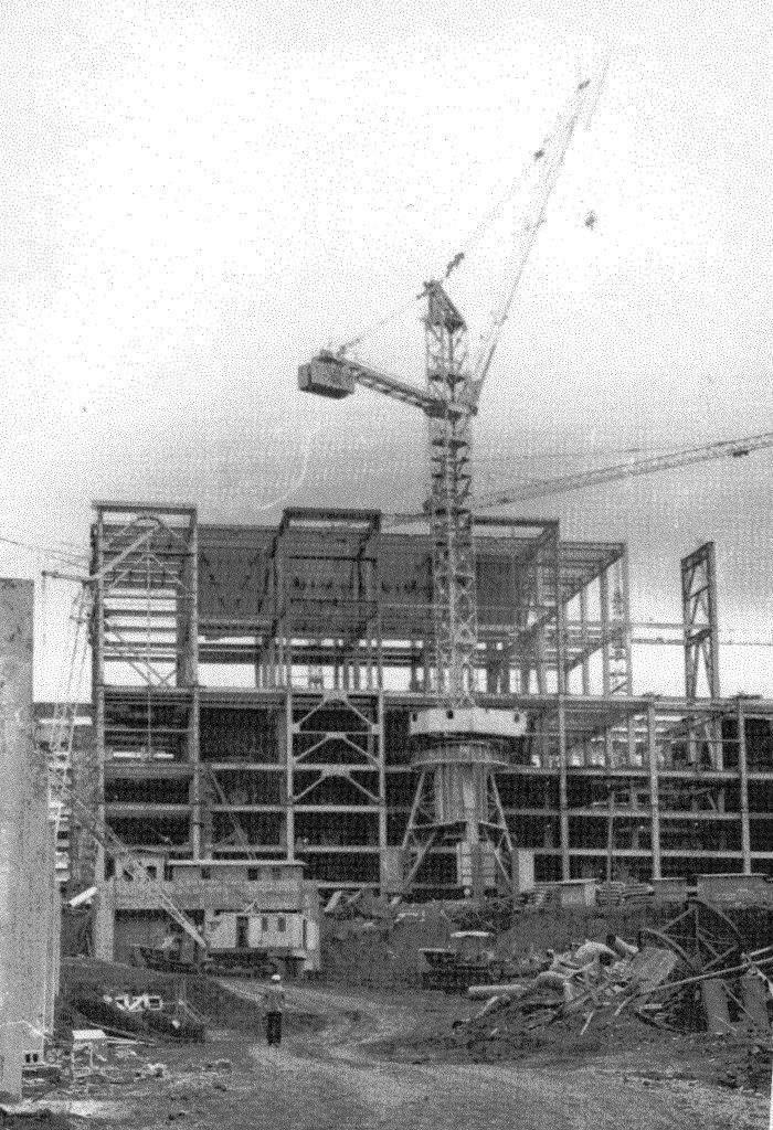 1990. Стройка никелевого завода Лас-Камариокас, фото 16