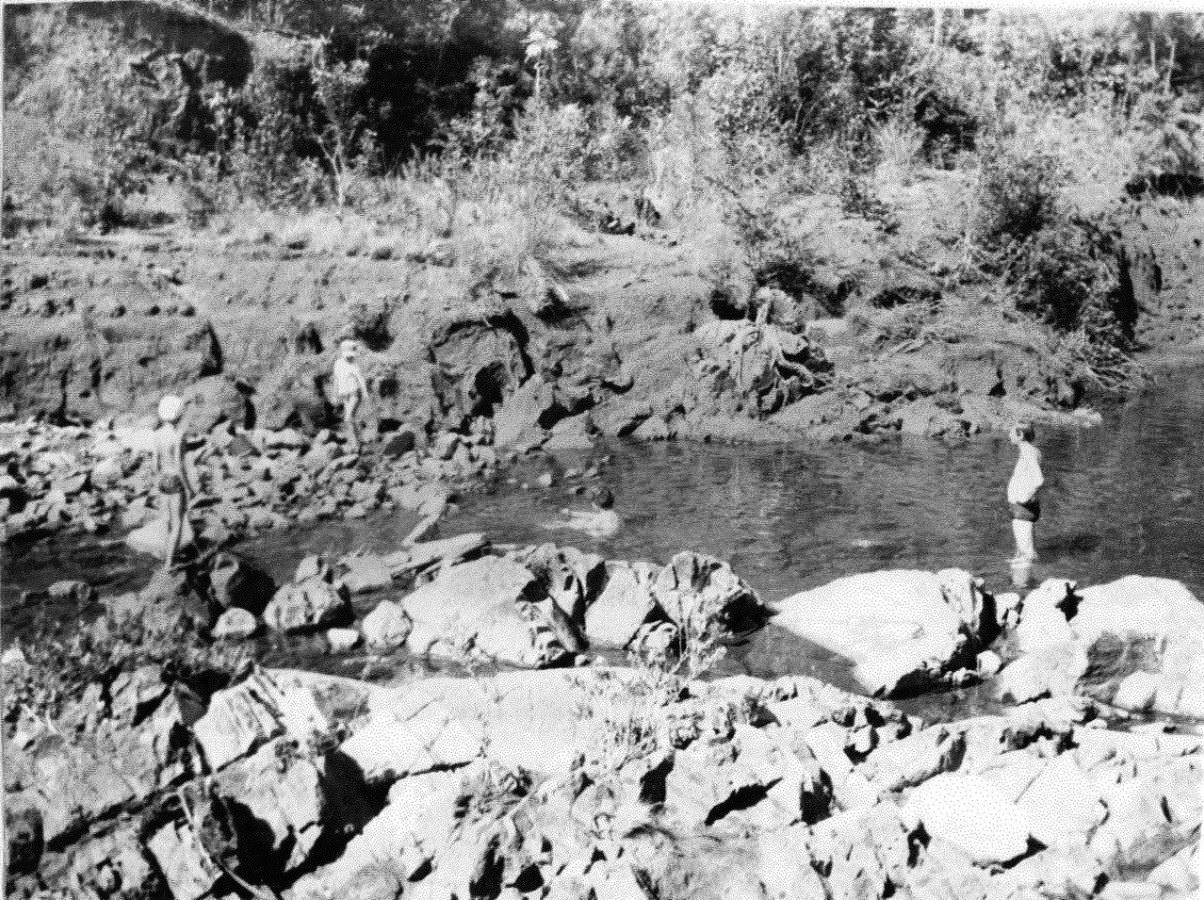 1983. Кайо Гуан, на отдыхе, фото 1