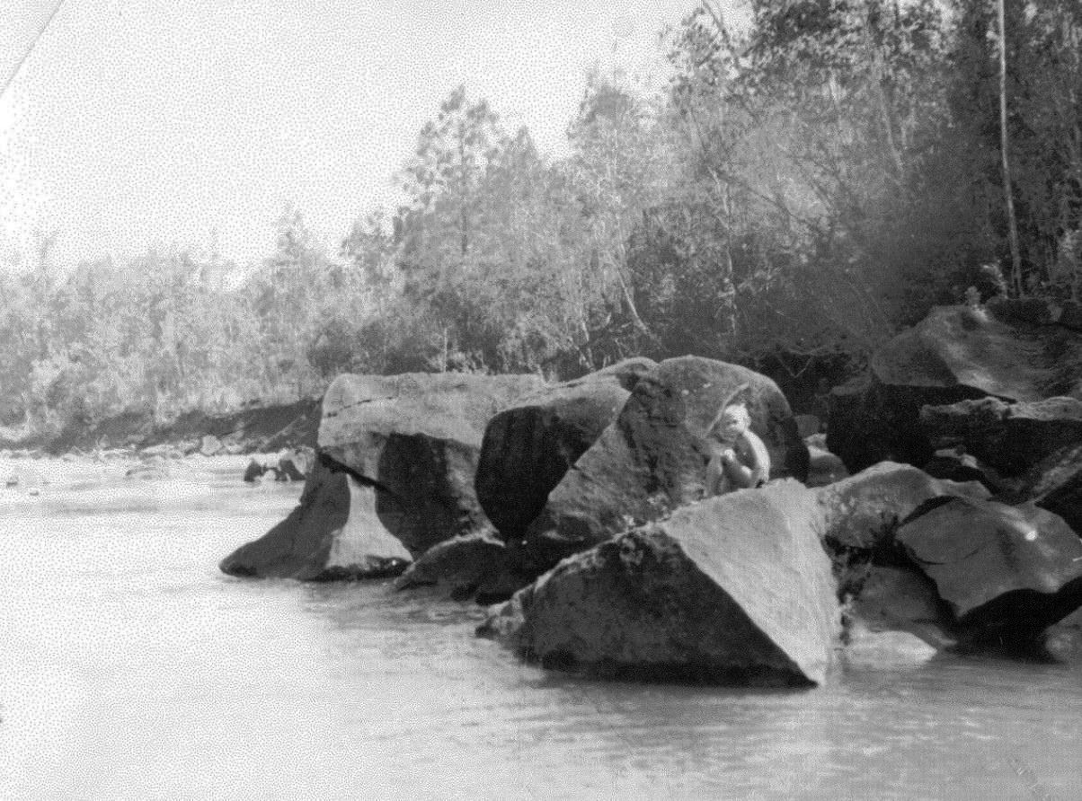 1983. Кайо Гуан, на отдыхе, фото 5