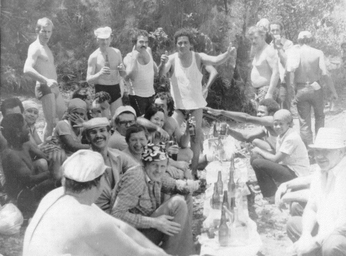 1983. Кайо Гуан, на отдыхе, фото 6