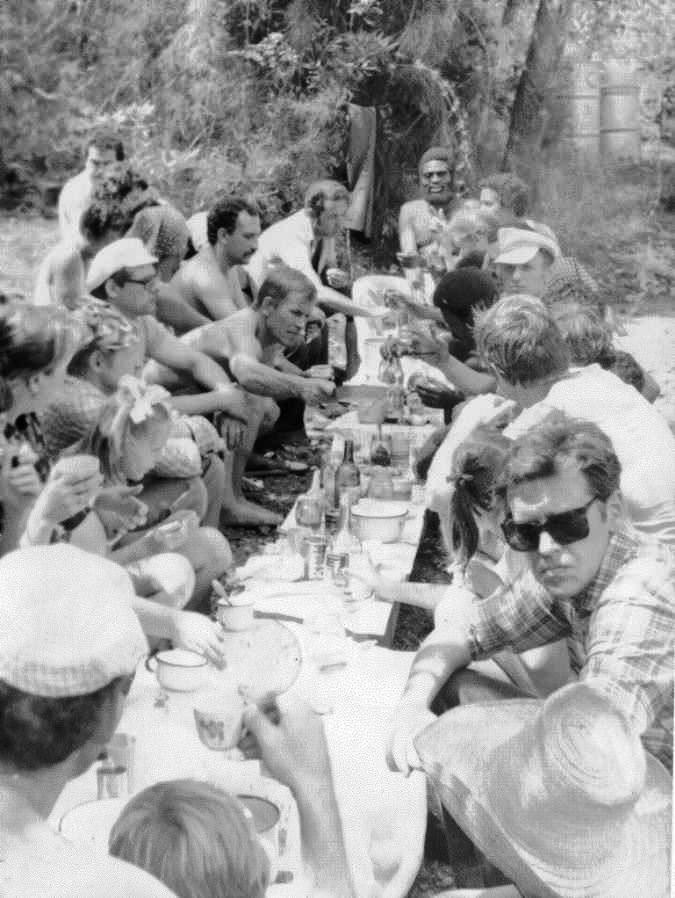 1983. Кайо Гуан, на отдыхе, фото 7