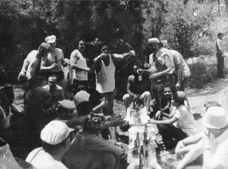 1983. Кайо Гуан, на отдыхе, фото 8