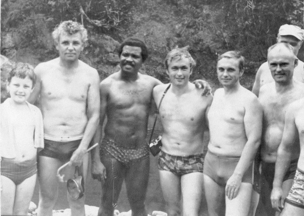 1983. Кайо Гуан, на отдыхе, фото 9