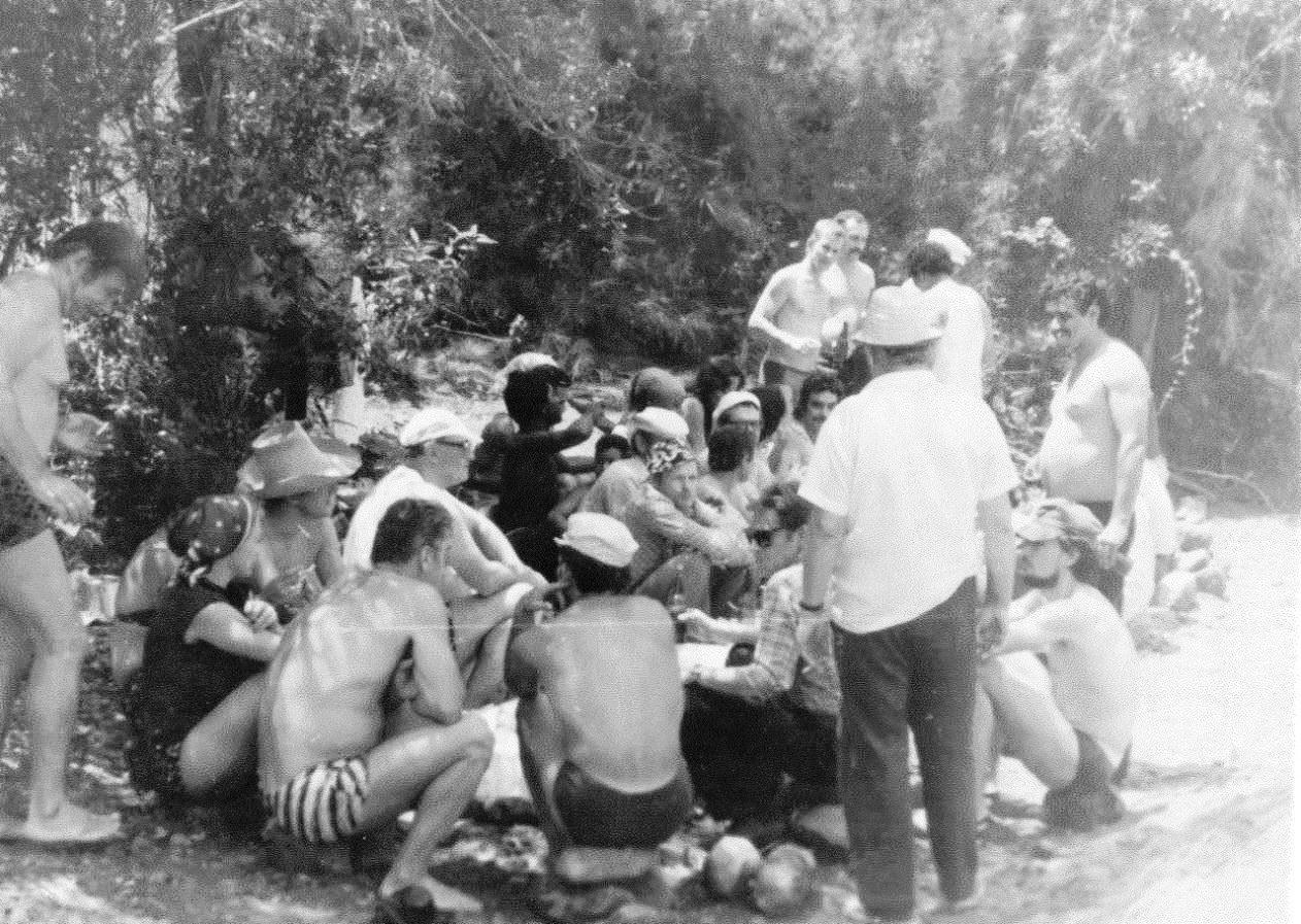1983. Кайо Гуан, на отдыхе, фото 10