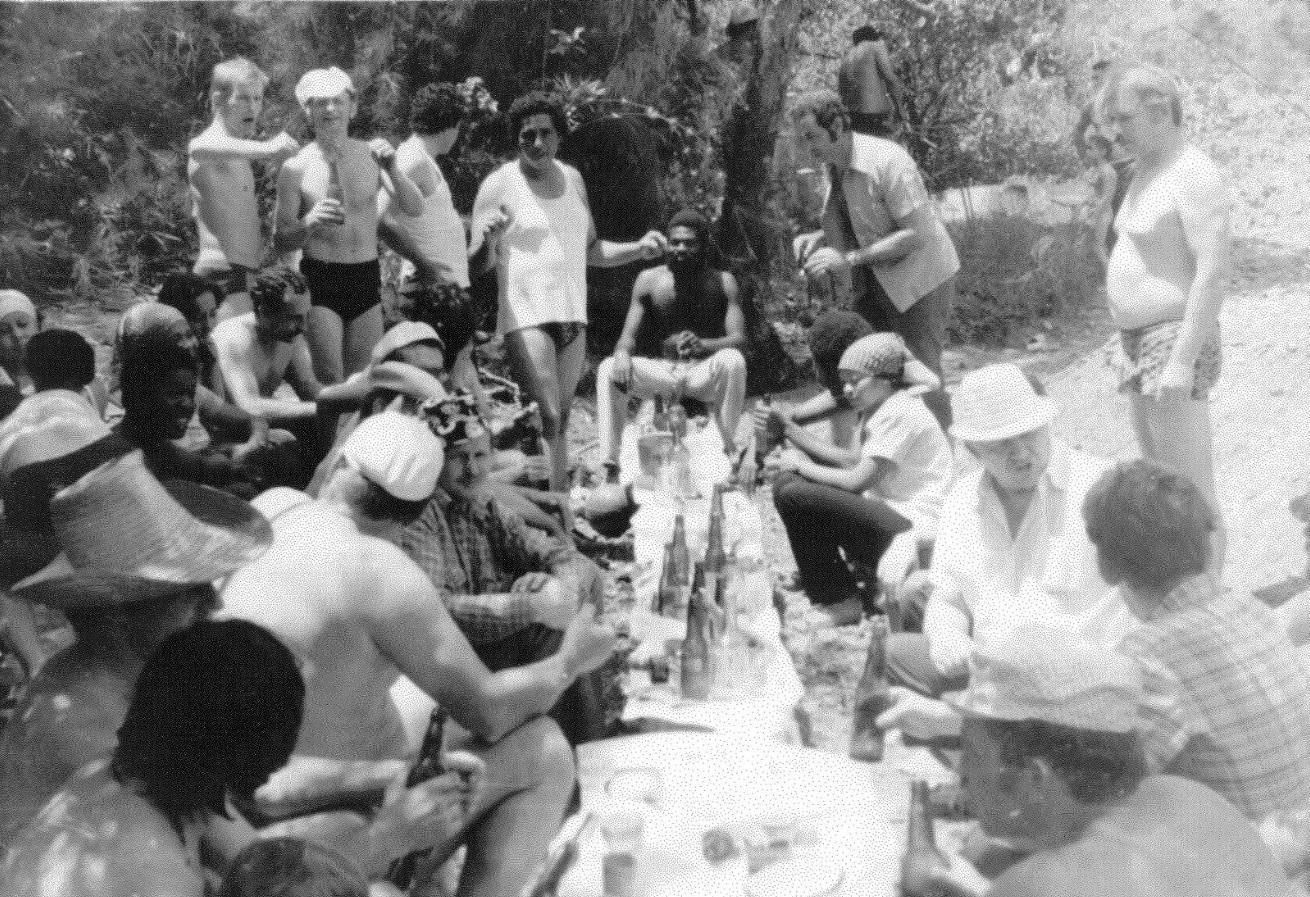 1983. Кайо Гуан, на отдыхе, фото 11