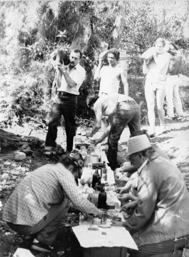 1983. Кайо Гуан, на отдыхе, фото 12
