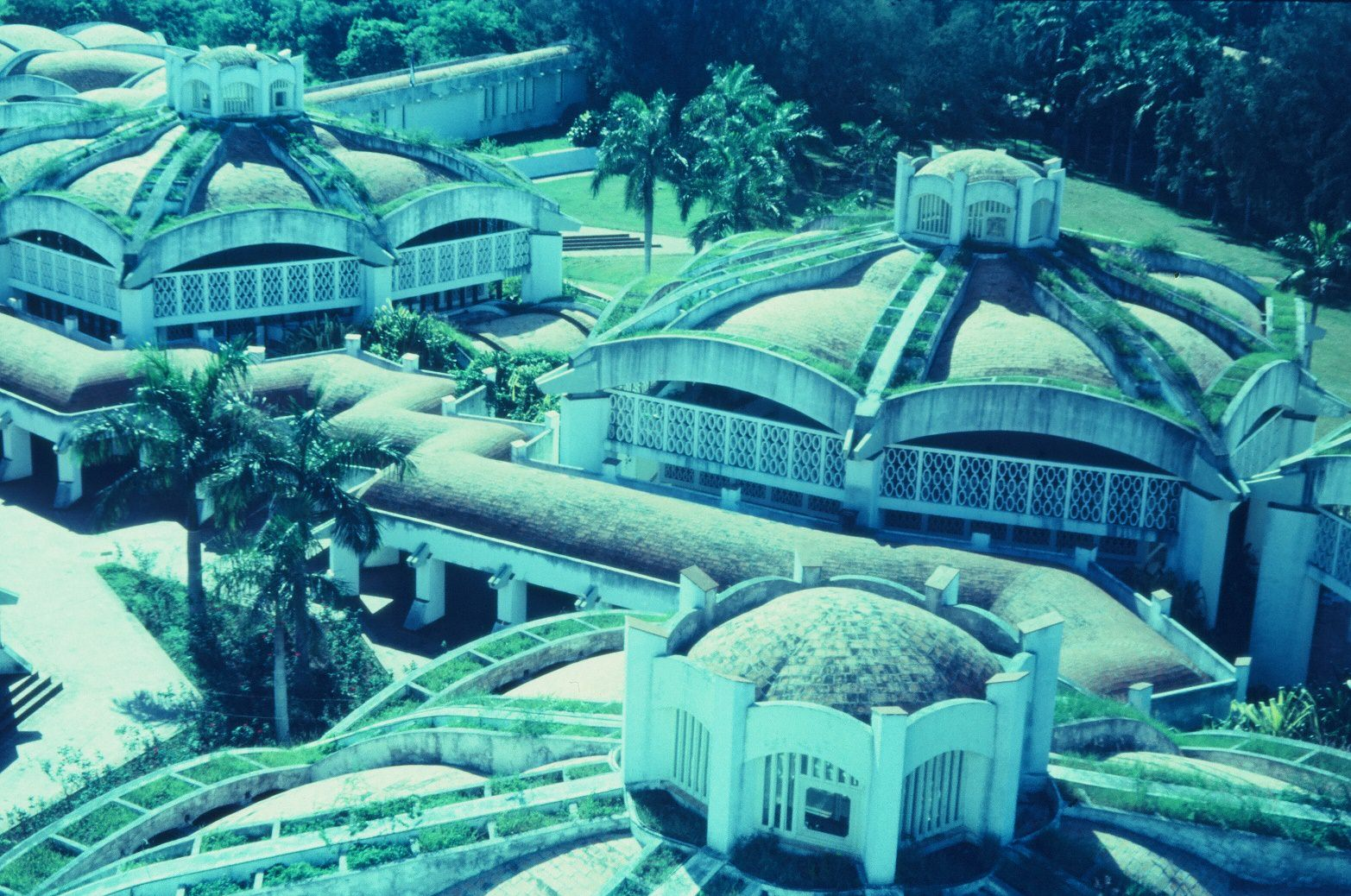 1968-1970. Национальная академия искусств в Гаване, фото 1