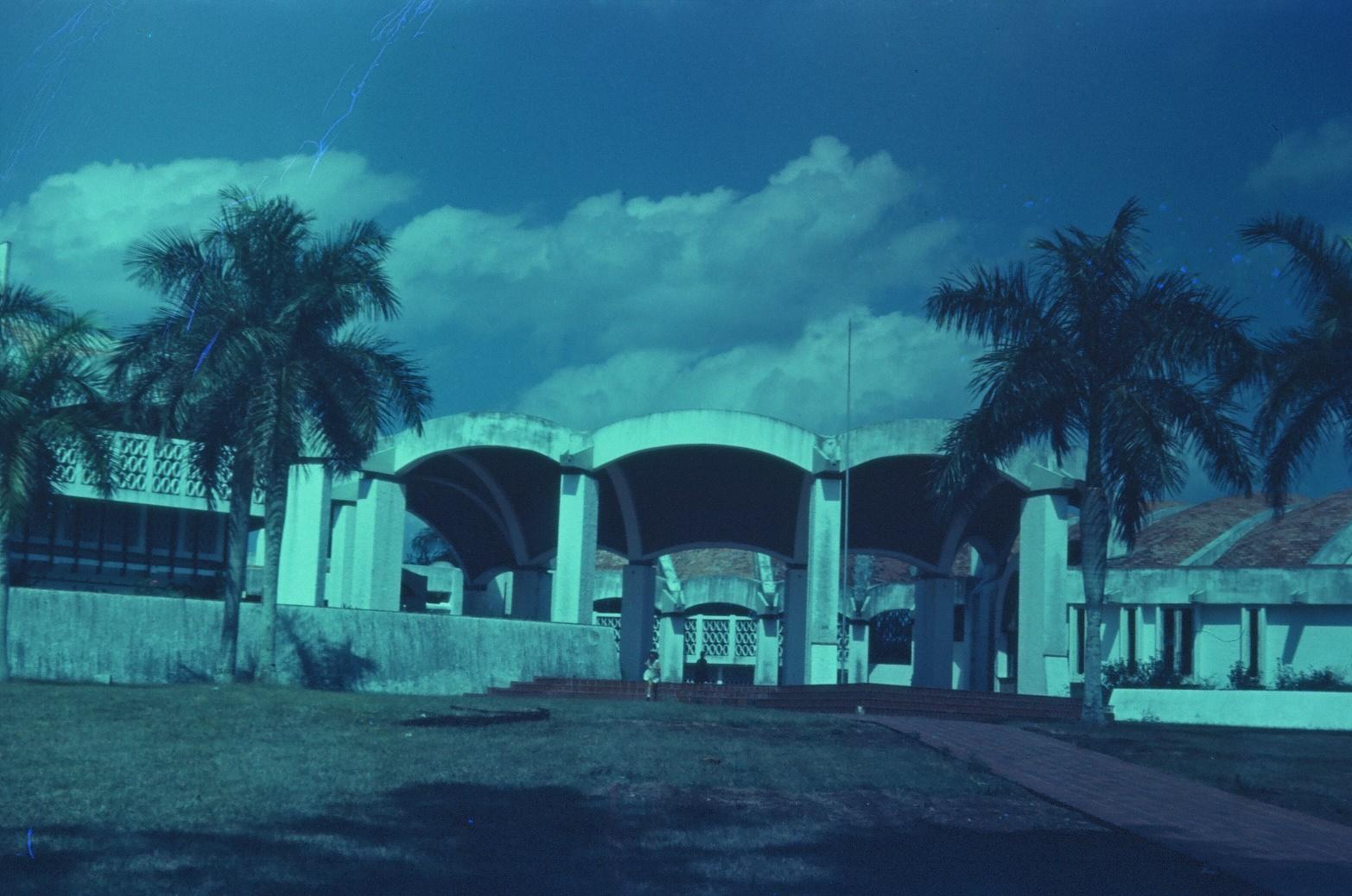1968-1970. Национальная академия искусств в Гаване, фото 2