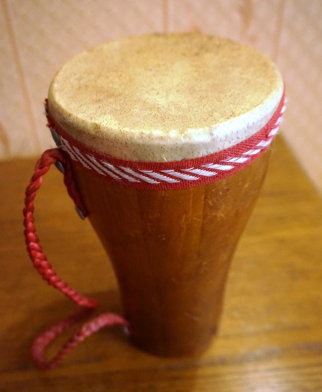 Барабан бата, 1967-1968, вид 1