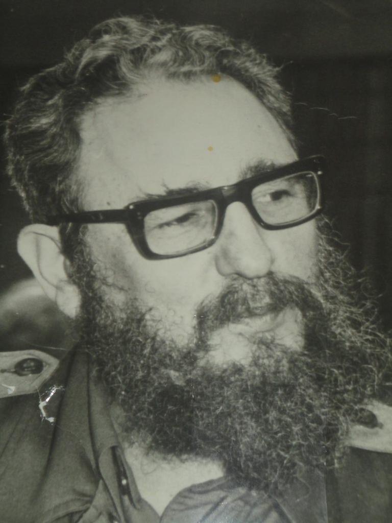 1993. Фидель Кастро