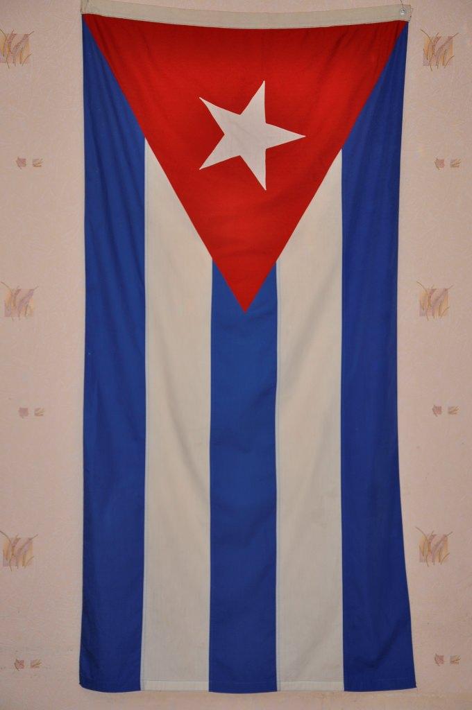 215. Кубинский флаг