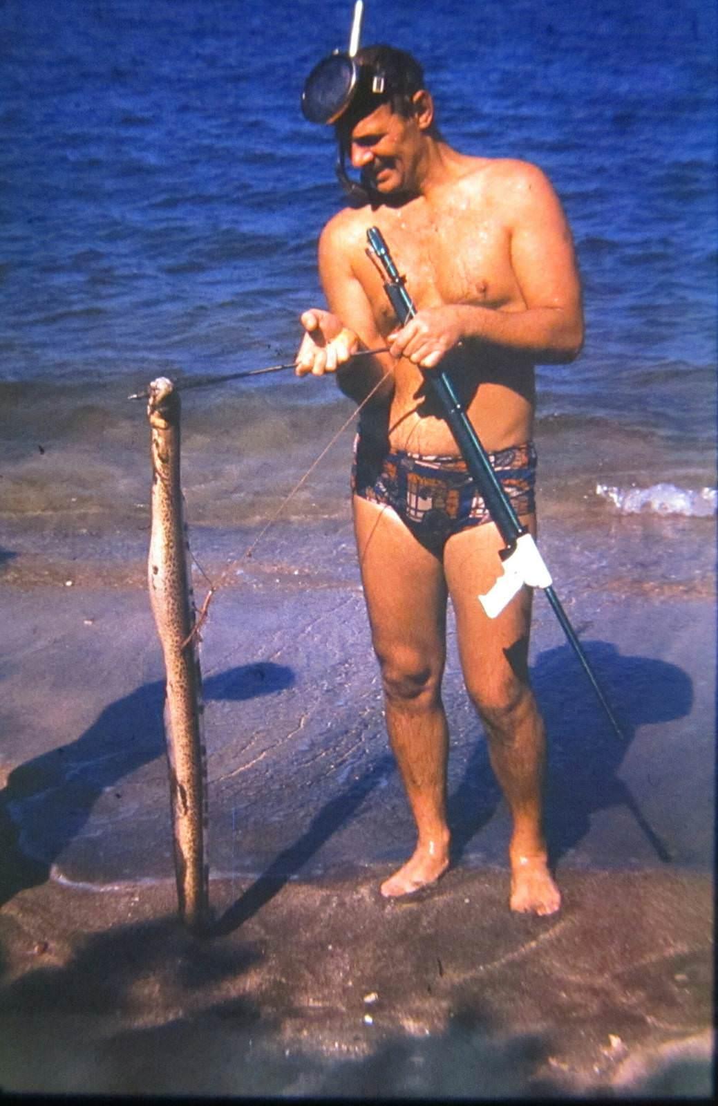 1990. Пляж Франк Паис (недалеко от Коринтии), фото 1