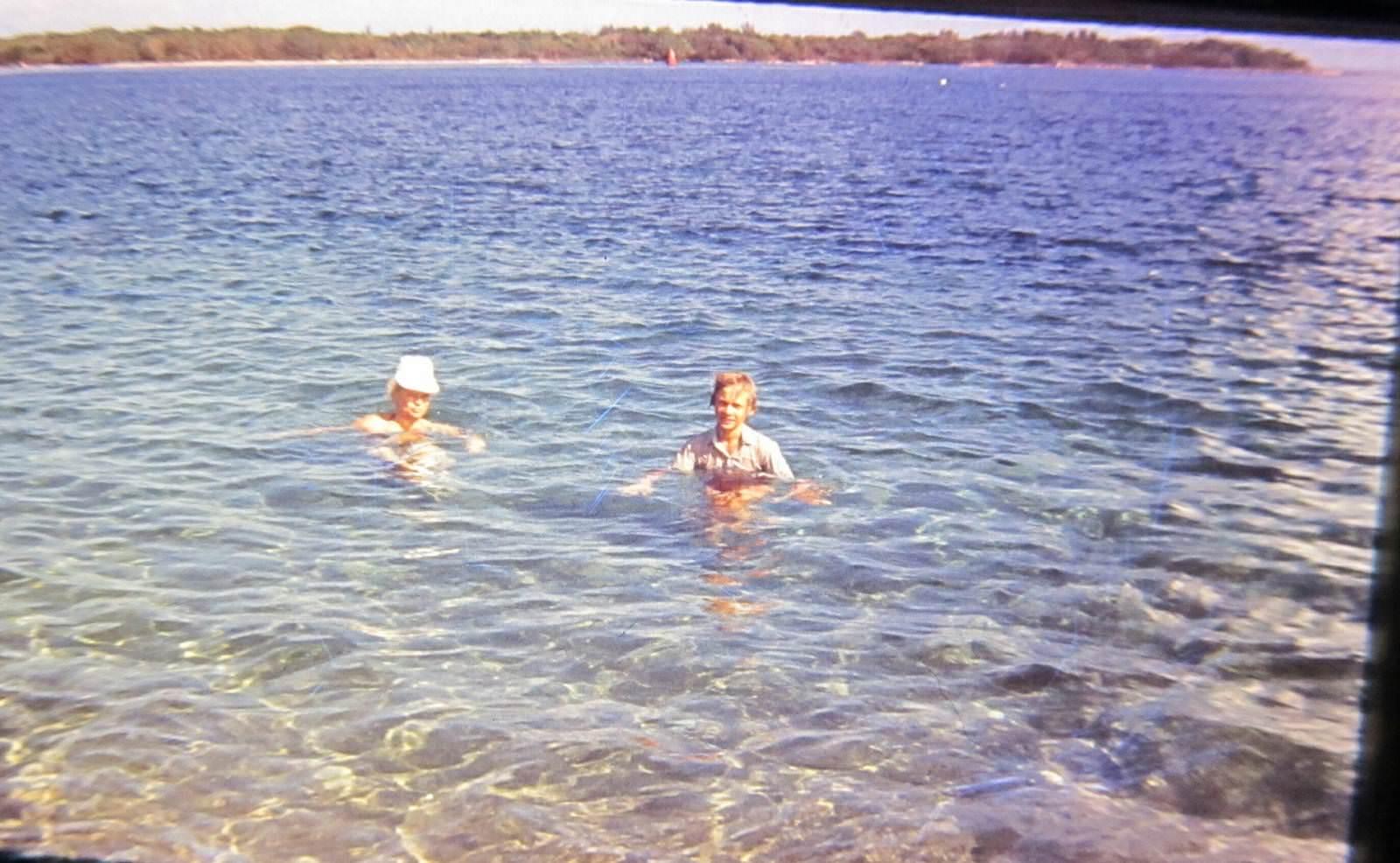 1990. Пляж Франк Паис (недалеко от Коринтии), фото 3