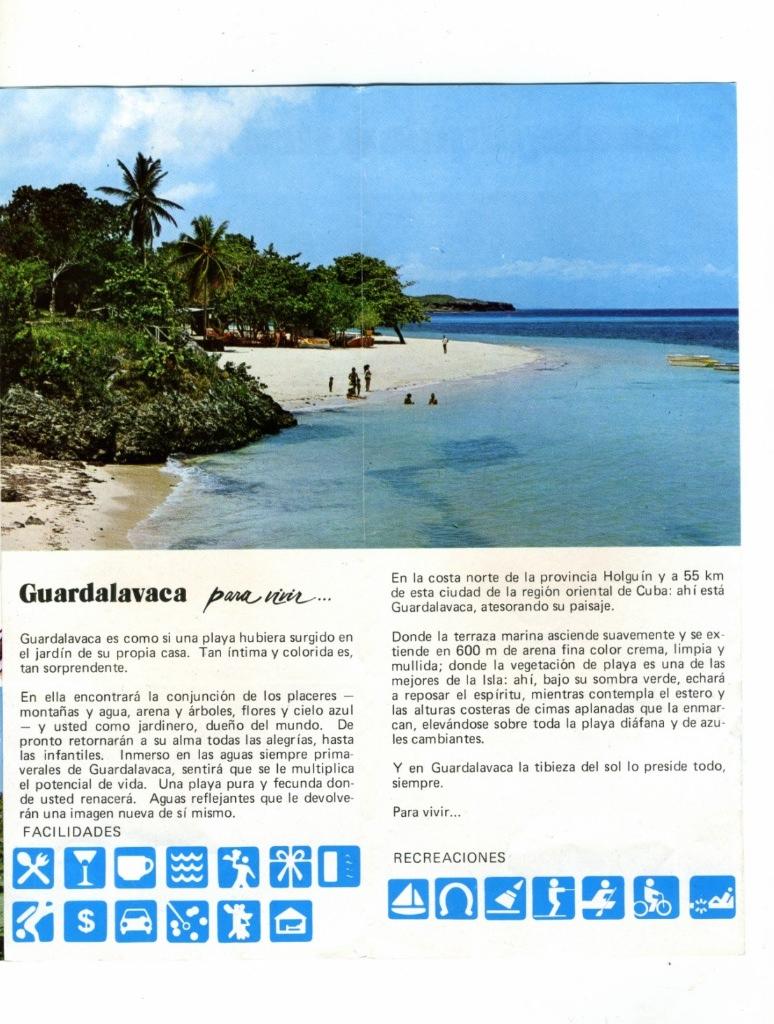 Гуардалавака. 1983-1985. Билет в Гуардалаваку-2