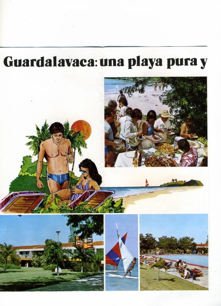 Гуардалавака. 1983-1985. Билет в Гуардалаваку-3