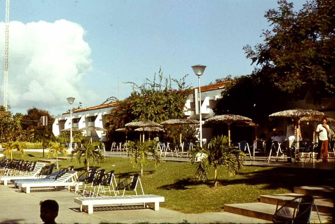Гуардалавака. 1983-1985. Турбаза