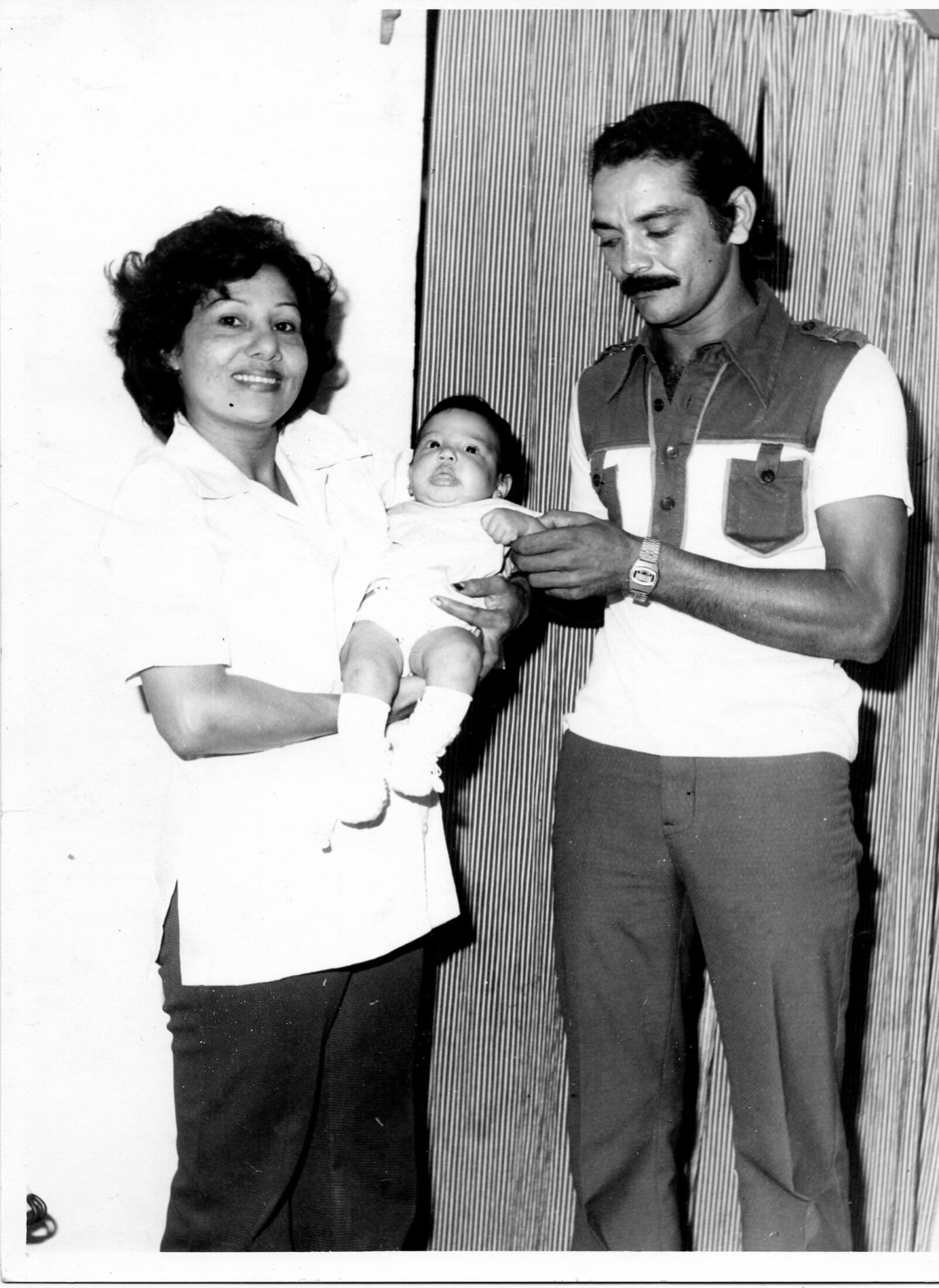 1983-10-15. Семья Энерледиса Пельера, часть 1