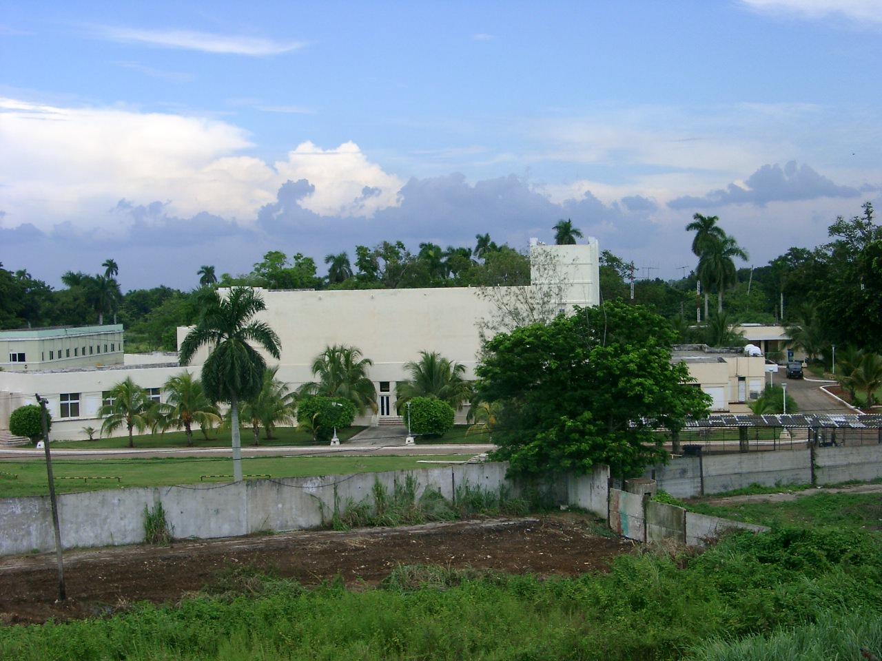 Клуб и штаб батальона, фото 1
