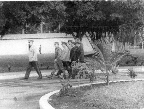 12-18.11.1969. Министр обороны маршал А.А. Гречко в 20 ОМСБ