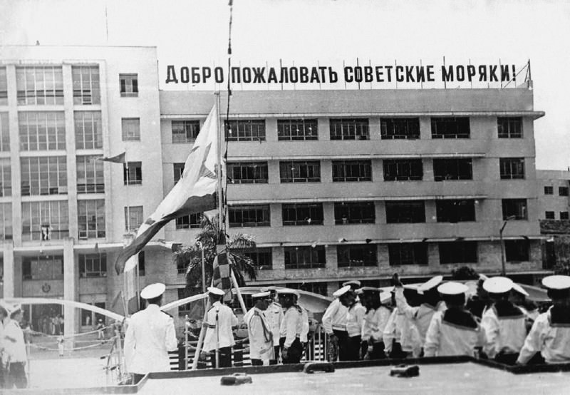 1969-07-20. У причала Гаваны