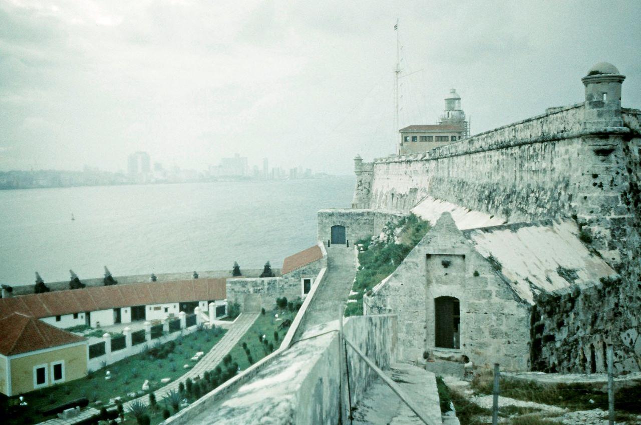 1989. Ноябрь. Крепость Эль-Морро. Фото 01.