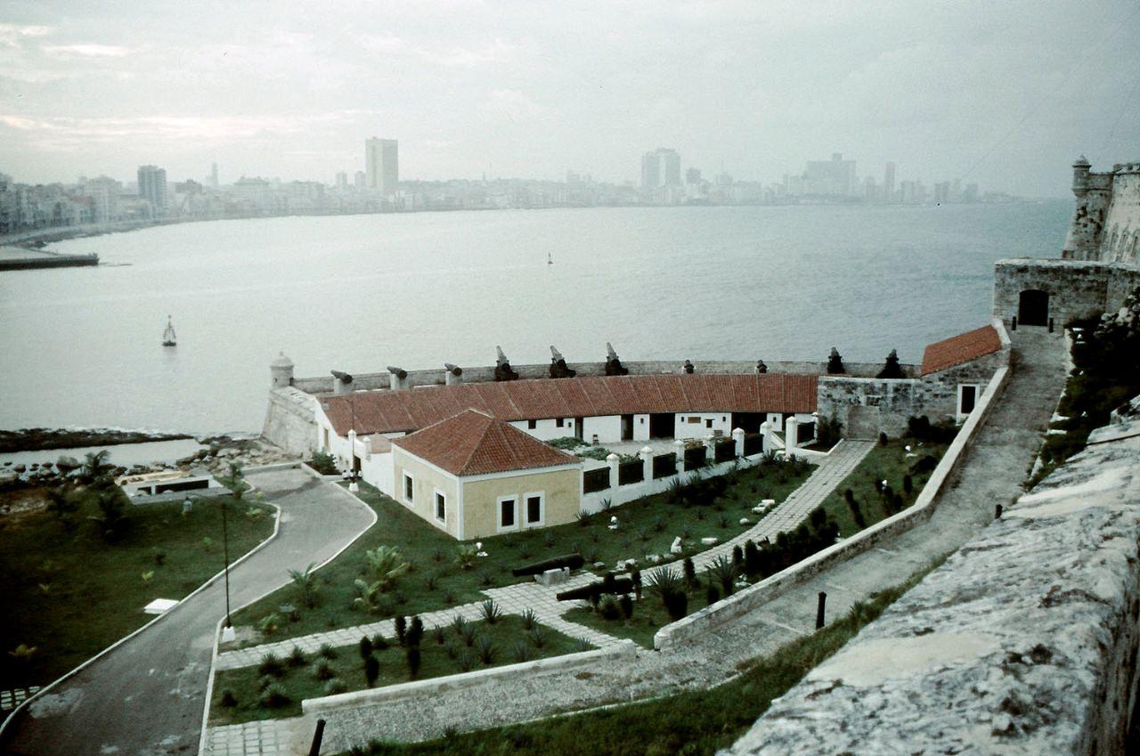 1989. Ноябрь. Крепость Эль-Морро. Фото 02.