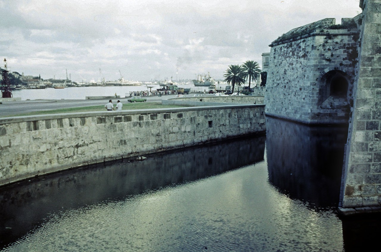 1989. Ноябрь-декабрь. Фото 09. Крепость Real Fuerza-1
