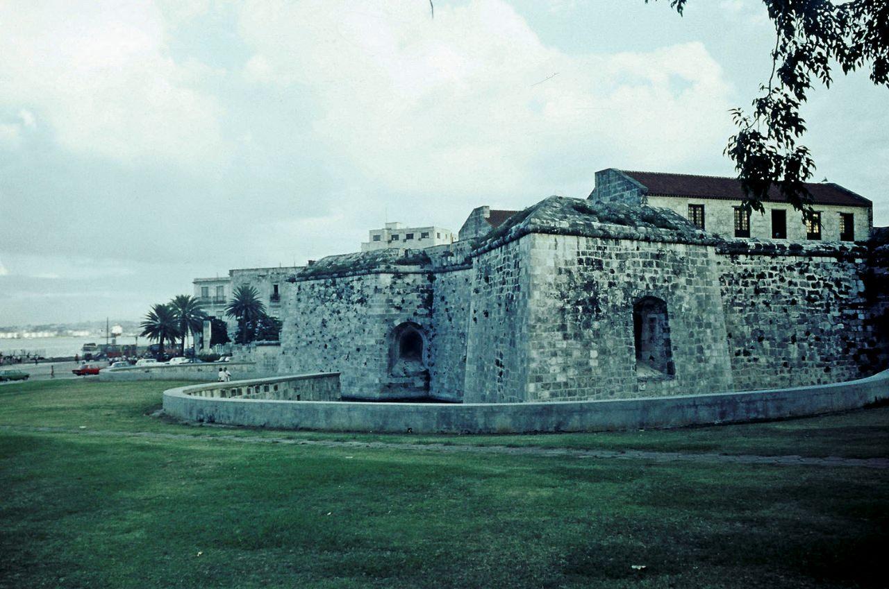 1989. Ноябрь-декабрь. Фото 10. Крепость Real Fuerza-2