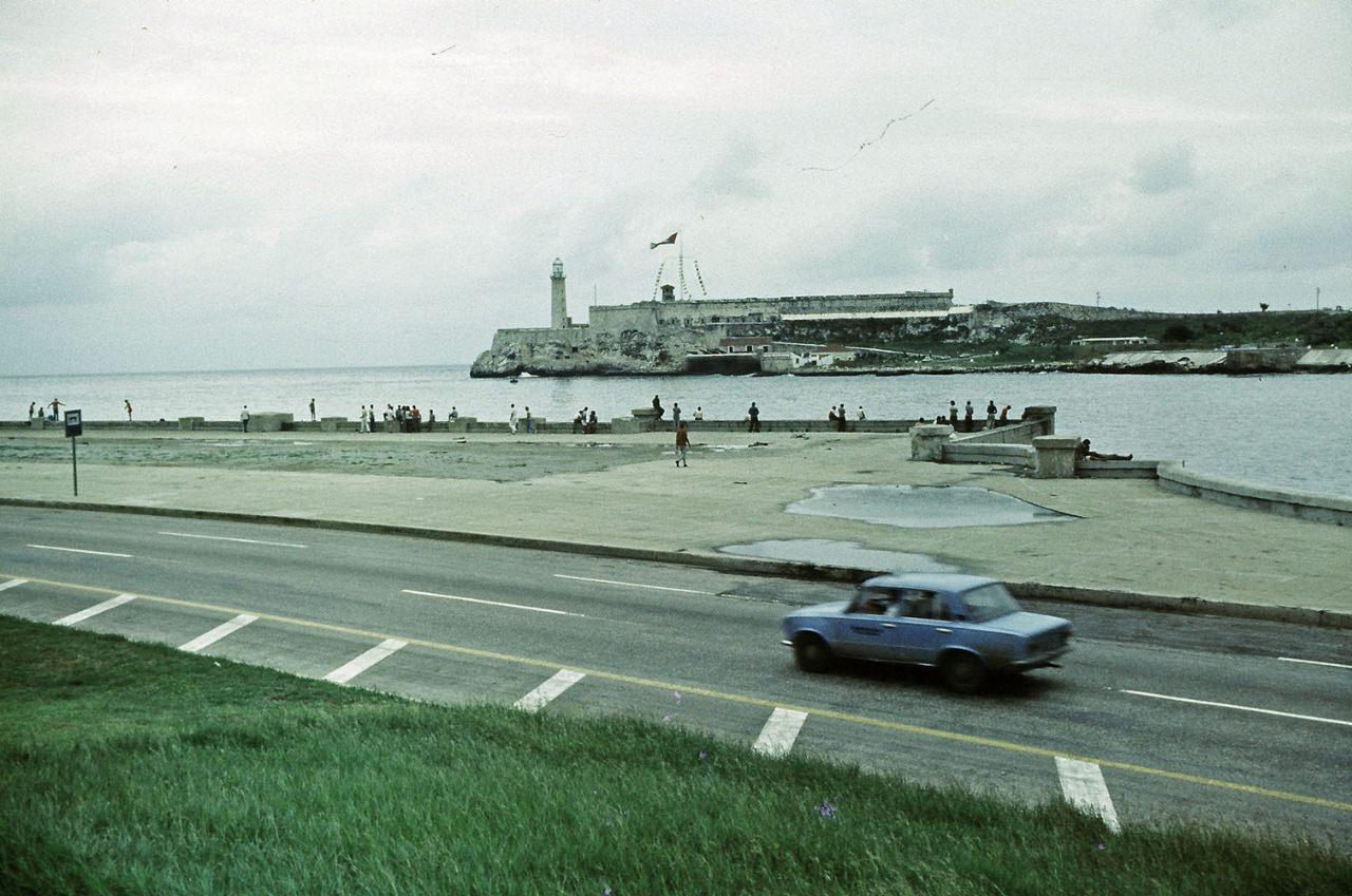 1989. Декабрь. Крепость Эль-Морро