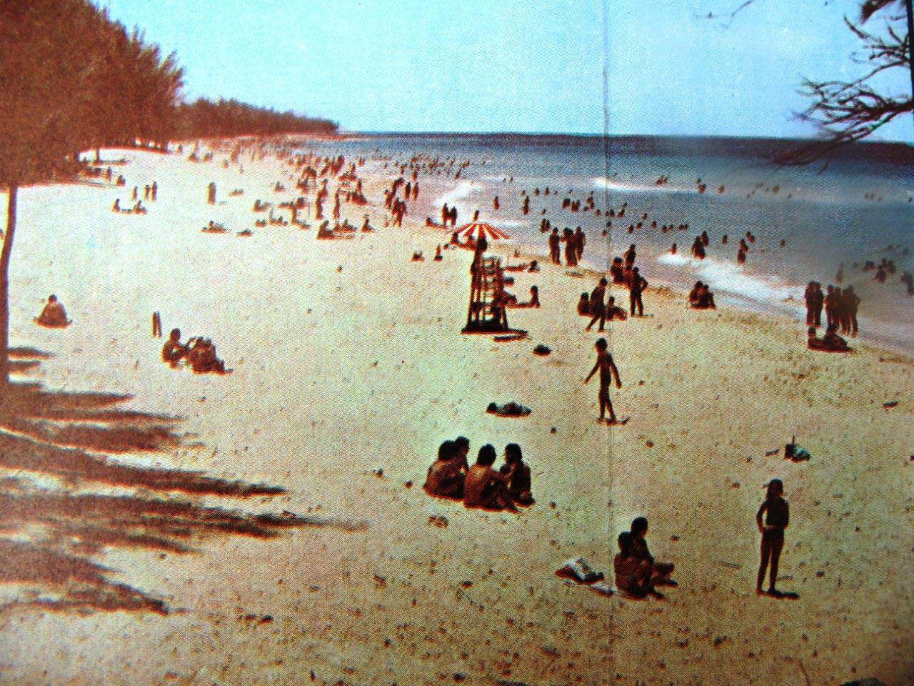 1979 (перепечатано в 1986). Из карты-буклета «Гавана». Фото 1.