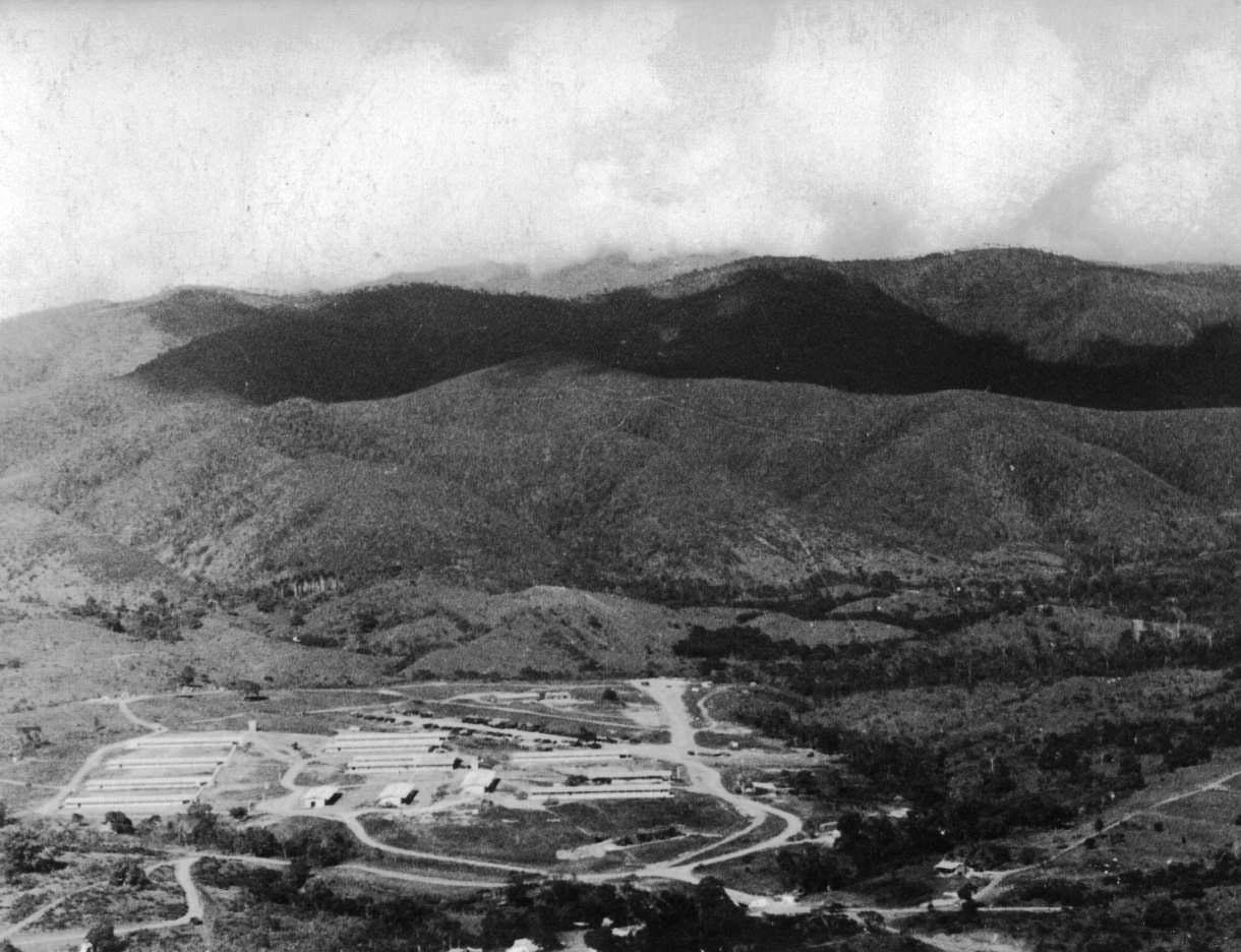 05. Городок, где дислоцировался 222 отдельный авиационный инженерный полк, местечко Майари-Арриба