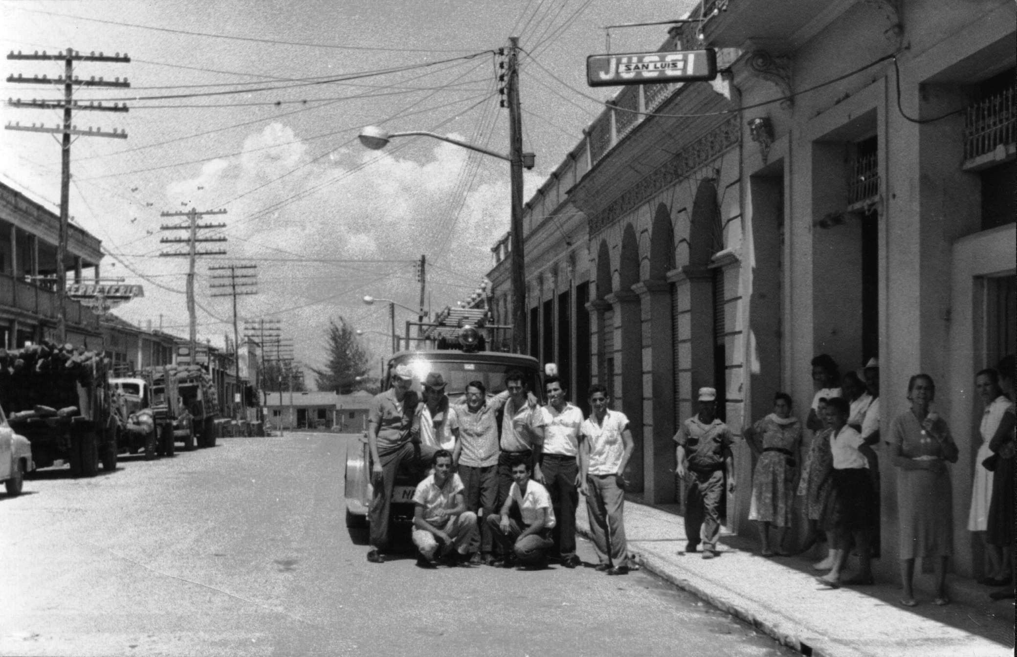 36. В кубинском городке