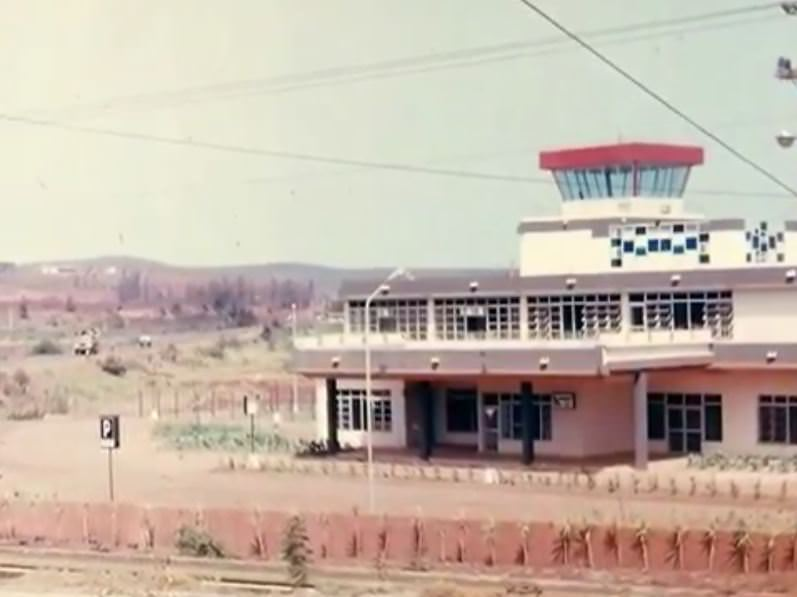1982-1984. Новый аэропорт в Моа, 2 снимок