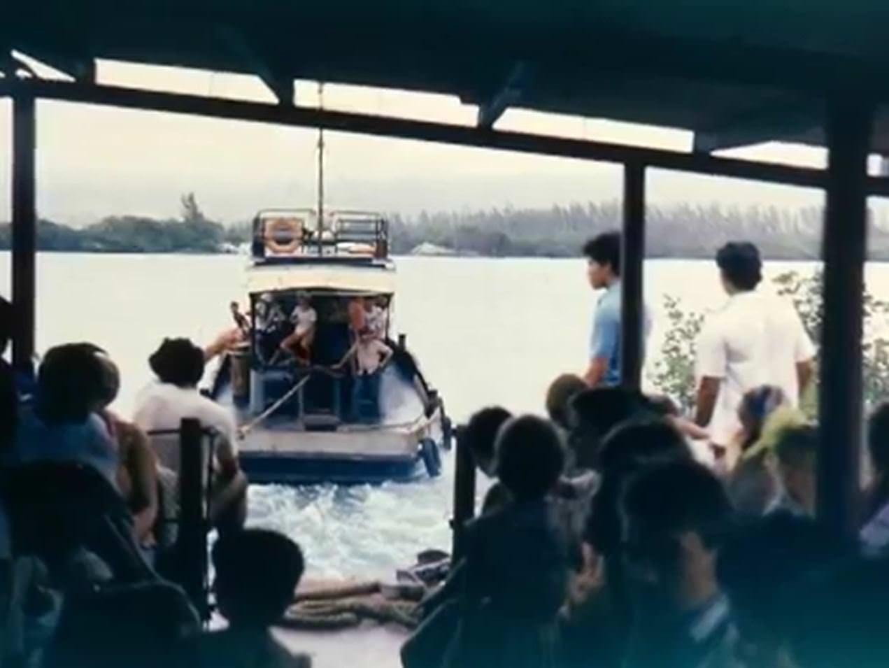 1982-1984. «Барка»