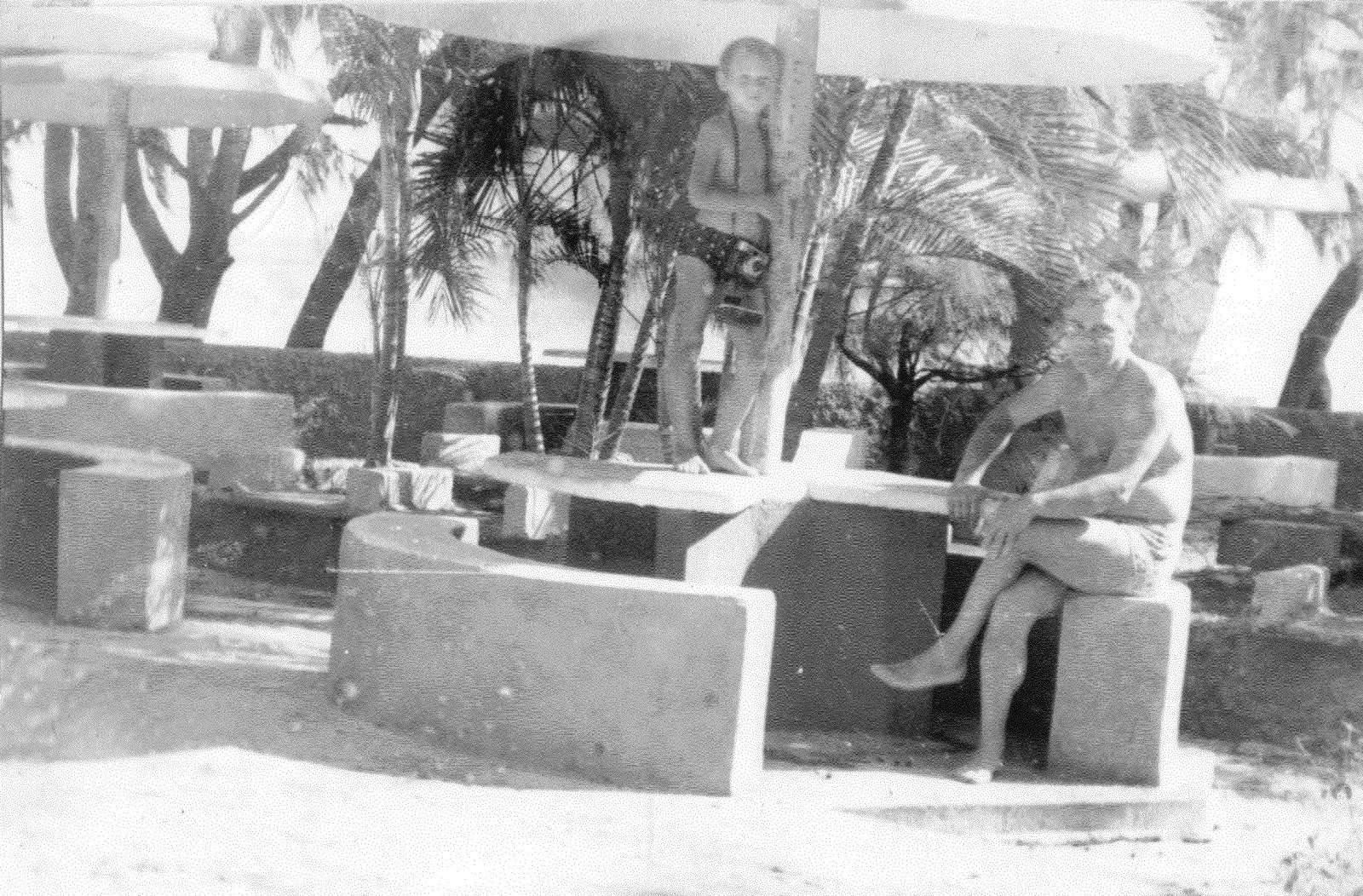 1982. Пляж Коринтия, фото 1