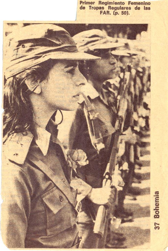 Статья из журнала «Богемия». Скорее всего, за 1984 год.