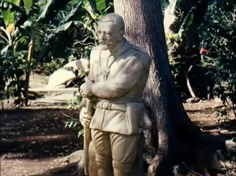 «Каменный зоопарк» в Ятерасе - Zoologico de Piedra. 1982-1984, фото 4