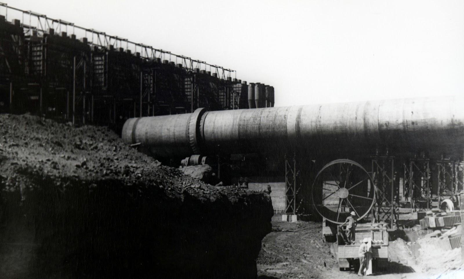 1981-1982. Фото 12. Вид сверху 2.