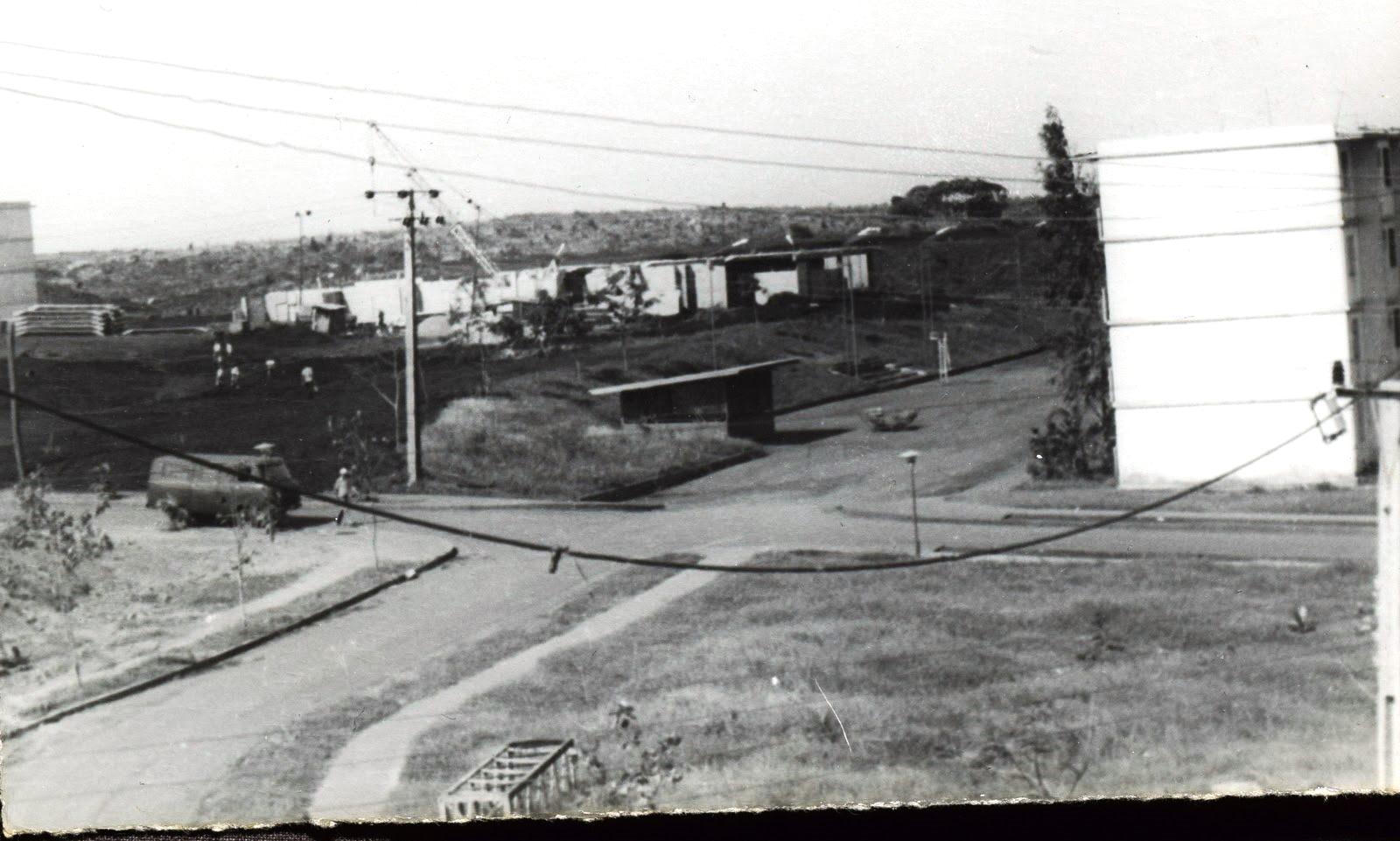 1981-1982. Что-то строится в Моа