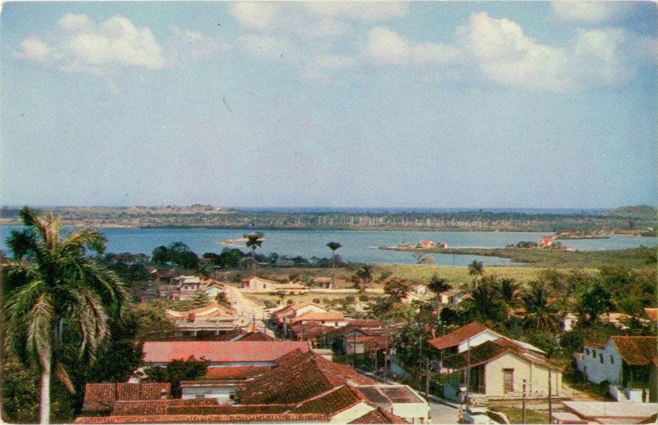51. Карточка почтовая. Кабаньяс, Пинар-дель-Рио, Республика Куба. Республика Куба, г. Гавана. 1960-е гг.