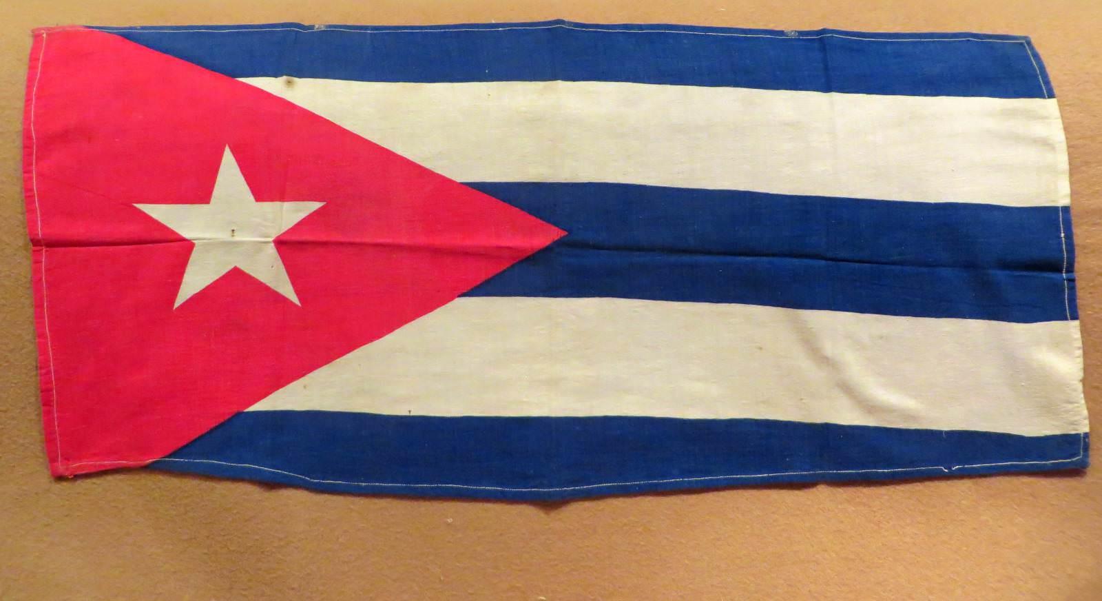 1979. Кубинский флаг.