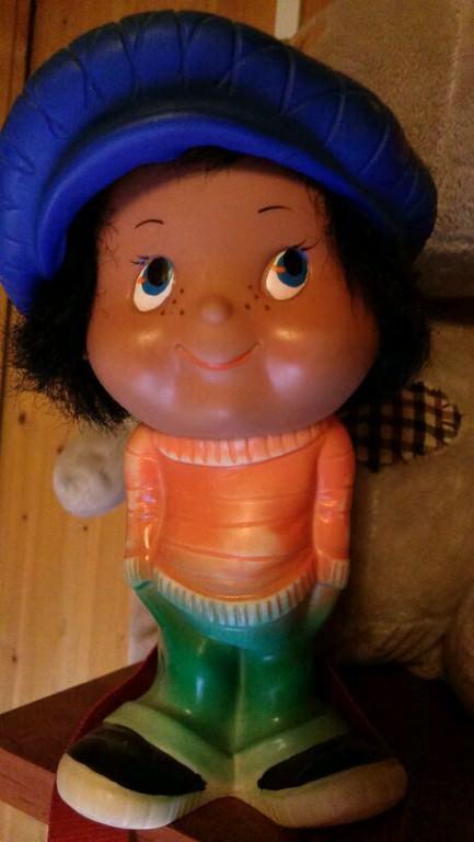 Кукла Пепито, кубинский друг