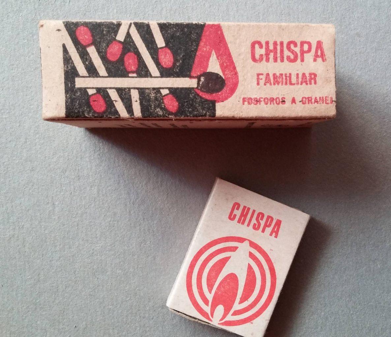 1974. Кубинские спички