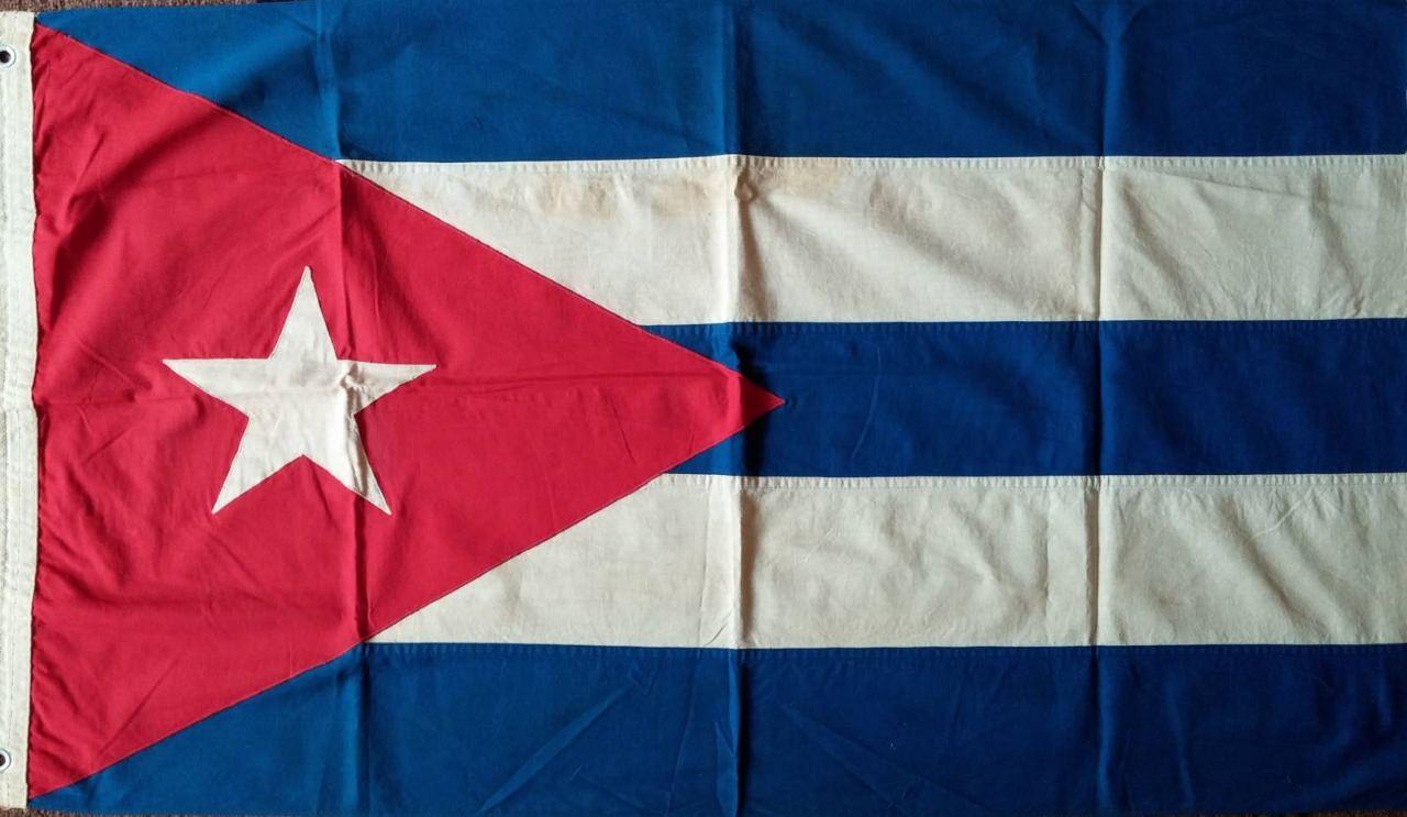 217. 1974. Кубинский флаг