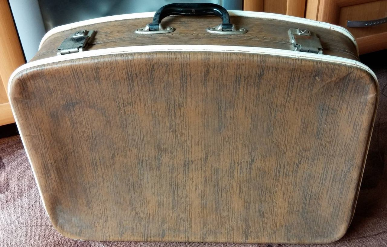 413. 1974. Дембельский чемодан