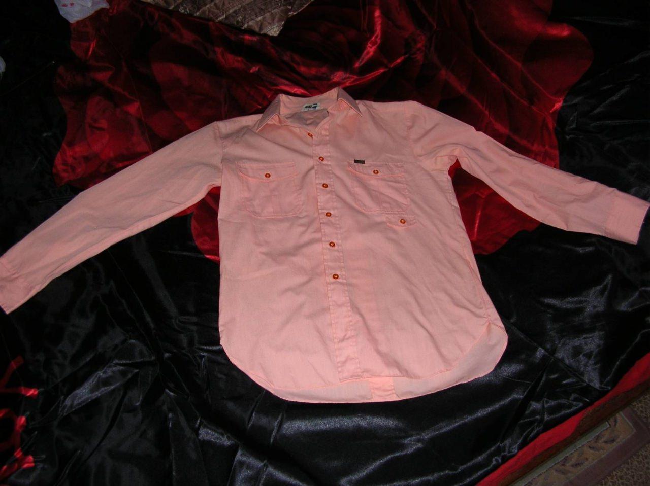Рубашка. Куплена на отоварке. 2